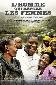 Affiche du film : L'homme qui répare les femmes : la colère d'Hippocrate