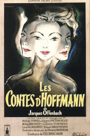 background picture for movie Les Contes d'Hoffmann