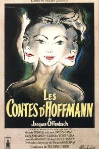 Affiche du film : Les Contes d'Hoffmann