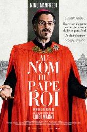 Affiche du film Au nom du pape roi