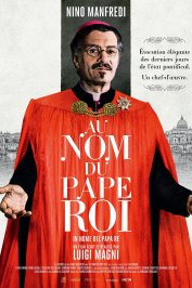 background picture for movie Au nom du pape roi