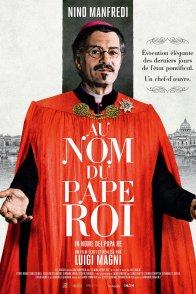 Affiche du film : Au nom du pape roi