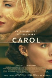 background picture for movie Carol