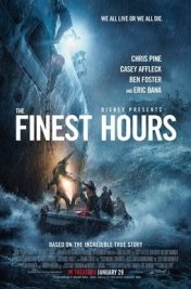 Affiche du film The Finest Hours
