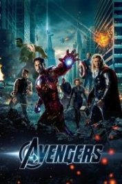 background picture for movie Avengers