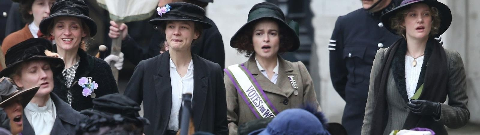 Photo du film : Les Suffragettes