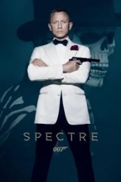 background picture for movie 007 Spectre