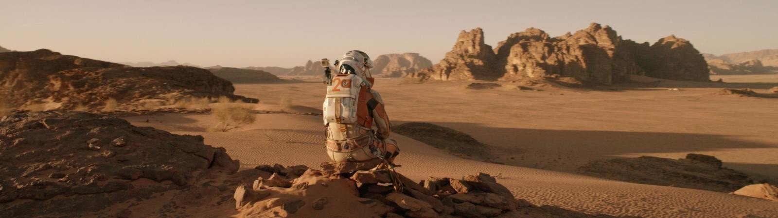 Photo du film : Seul sur Mars