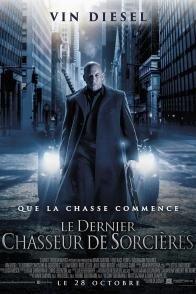 Affiche du film : Le Dernier chasseur de sorcières