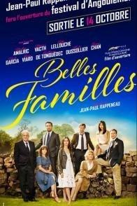Affiche du film : Belles familles