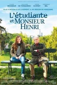Affiche du film : L'Étudiante et Monsieur Henri