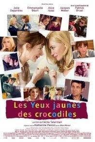 Affiche du film : Les yeux jaunes des crocodiles