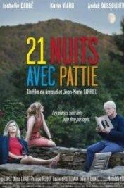 Affiche du film 21 Nuits avec Pattie