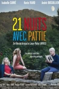 Affiche du film : 21 Nuits avec Pattie