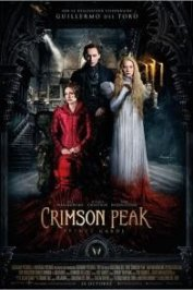 background picture for movie Crimson Peak