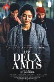 background picture for movie Les Deux Amis