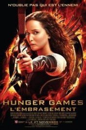 background picture for movie Hunger Games  - L'embrasement
