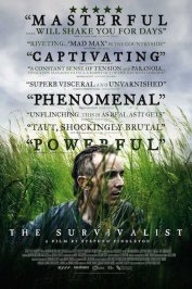background picture for movie The Survivalist