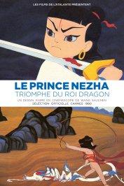 background picture for movie Le prince Nezha triomphe du Roi Dragon