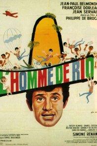 Affiche du film : L'Homme de Rio