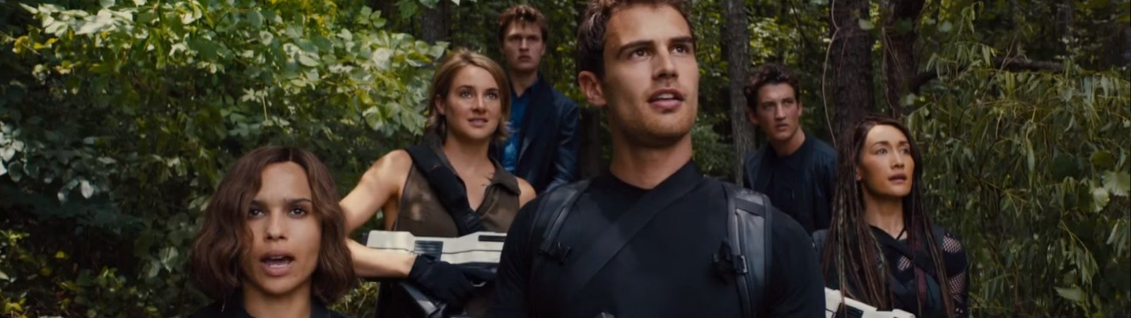 Photo du film : Divergente 3 : au-delà du mur