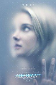 Affiche du film : Divergente 3 : au-delà du mur