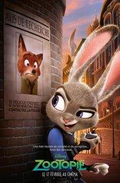 Affiche du film : Zootopie