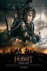 Affiche du film : Le Hobbit : la bataille des cinq armées (version longue)