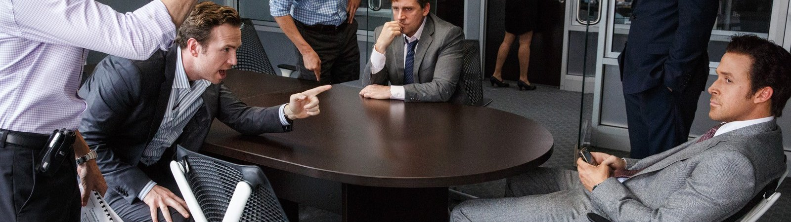 Photo du film : The Big Short : le casse du siècle