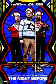 Affiche du film : The Night Before