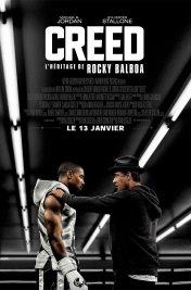 Affiche du film Creed : l'héritage de Rocky Balboa