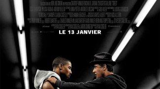 Affiche du film : Creed : l'héritage de Rocky Balboa