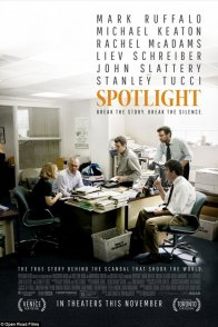 Affiche du film : Spotlight