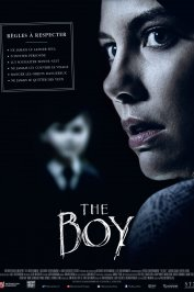 background picture for movie The Boy