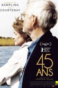 Affiche du film : 45 Years