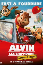 background picture for movie Alvin et les Chipmunks : à fond la caisse
