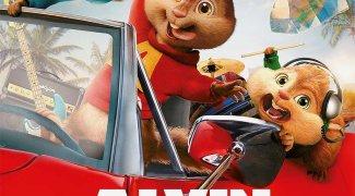 Affiche du film : Alvin et les Chipmunks : à fond la caisse