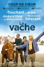 background picture for movie La Vache