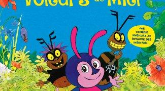 Affiche du film : Mini et les voleurs de miel