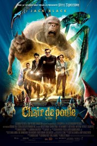 Affiche du film : Chair de poule : le film