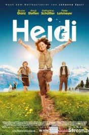 Affiche du film Heidi