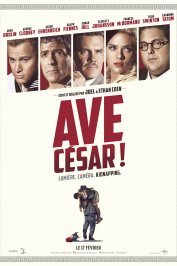 background picture for movie AVE, CÉSAR!