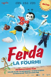 background picture for movie Ferda la fourmi