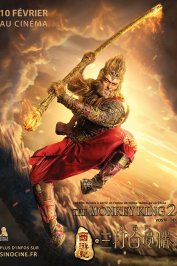 background picture for movie The Monkey King 2