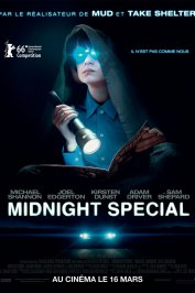 background picture for movie Midnight Special