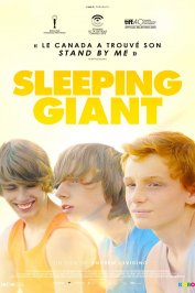 background picture for movie Sleeping Giant