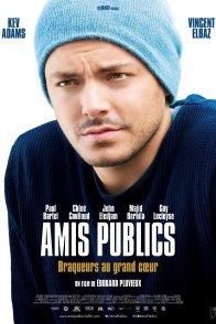 Affiche du film : Amis publics