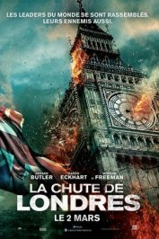 background picture for movie La Chute de Londres
