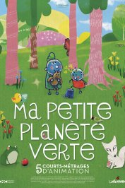 background picture for movie Ma petite planète verte