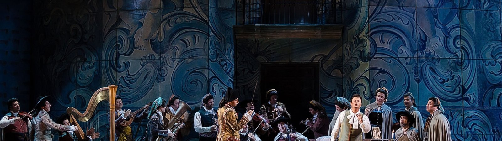 Photo du film : Le Barbier de Séville (Théâtre de Turin)